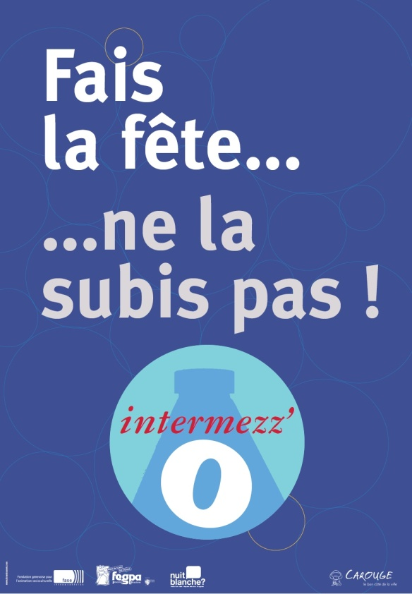 Affiche Intermezz'o
