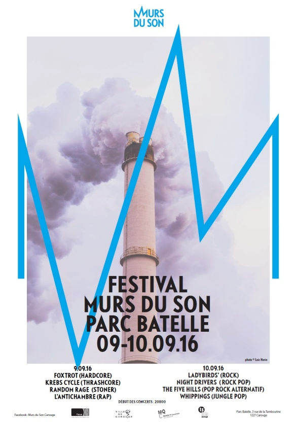 Affiche festival MDS 2016