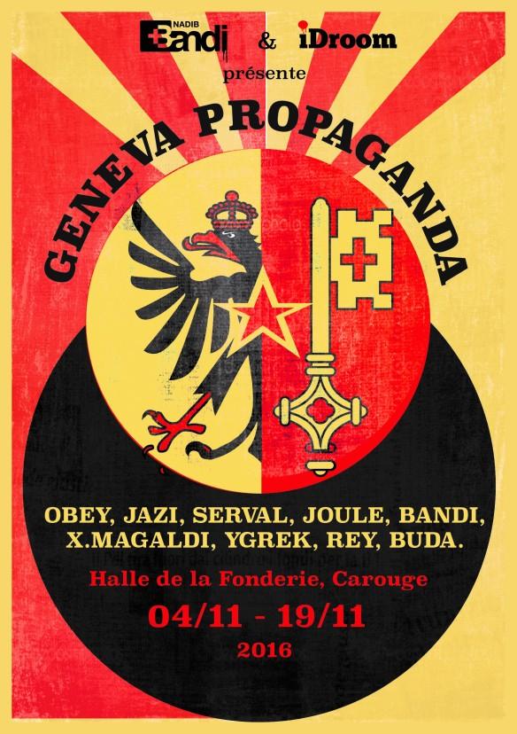 Flyer Geneva Propaganda