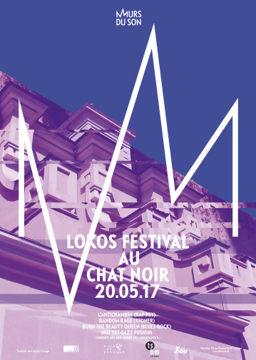 affiche Lokos 2017 Final white logos